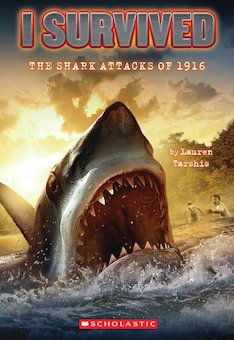 the shark attacks of 1916 permabound books