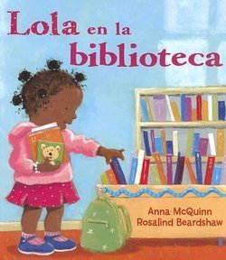 Lola en la Biblioteca (Lola At The Library)