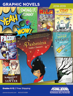 Graphic Novels 2018-2019