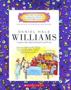 a biography of daniel hale williams an african american general surgeon History makers: african-american  joycelyn elders was the first african american to serve in the position of surgeon general of  daniel hale williams was the.