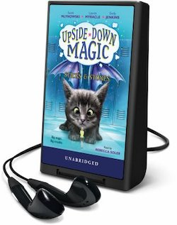Upside-Down Magic #2 Sticks & Stones (Unabridged) (Playaway) - Perma-Bound  Books