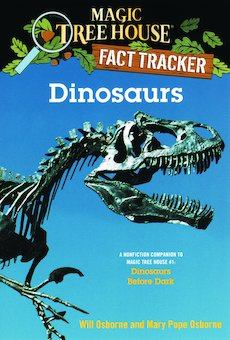 Dinosaurs: A Nonfiction Companion to Dinosaurs Before Dark