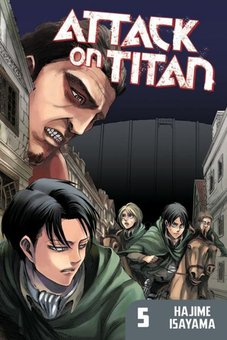 Attack on Titan 5 (Cany You Go Home Again?)