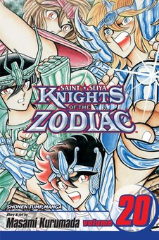 Knights of the Zodiac 20 (Battle for the 12 Palaces)
