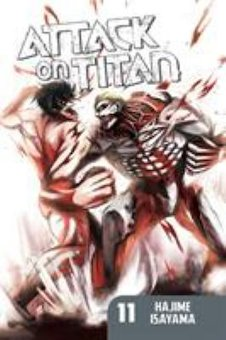 Attack on Titan 11 (Do You Think This World Has a Future?)