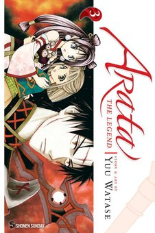 Arata: The Legend, 3