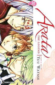 Arata: The Legend, 20