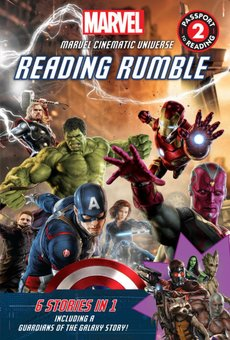 Marvel's Avengers Reader Rumble