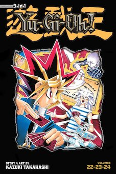 Yu-Gi-Oh!, 3-In-1 Edition, Vol. 9