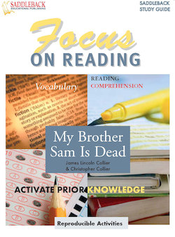 My Brother Sam Is Dead Reading Guide