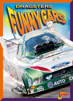 Dragsters Funny Cars (Spanish)