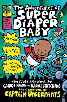 The Adventures of Super Diaper Baby