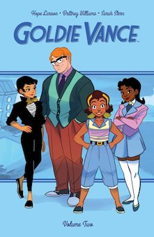 Goldie Vance, Vol. 2