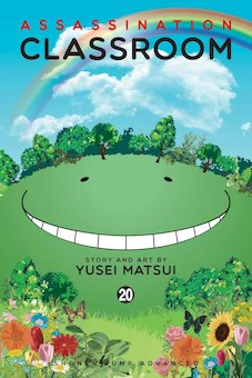 Assassination Classroom 20 (Time to Graduate)