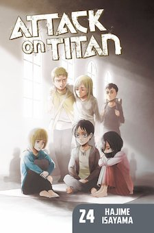 Attack on Titan 24 (It Catches Up to You)