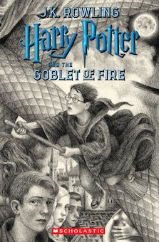 Harry Potter and the Goblet of Fire, 20th Anniversary Edition