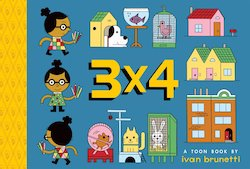 3x4, Three Times Four with Annemarie: TOON Level 1