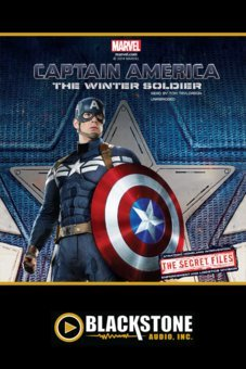 Marvel's Captain America: The Winter Soldier: The Secret Files: The Junior Novelization