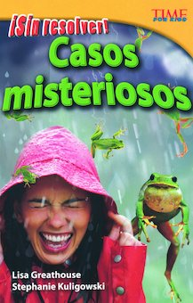 Sin Resolver!: Casos Misteriosos (Unsolved!: Mysterious Events)