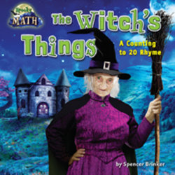 The Witch's Things: A Counting to 20 Rhyme