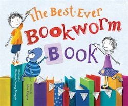 Violet and Victor Write the Best-Ever Bookworm Book