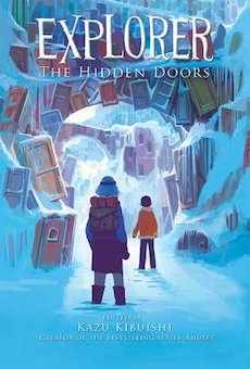 The Hidden Doors: Seven Graphic Stories