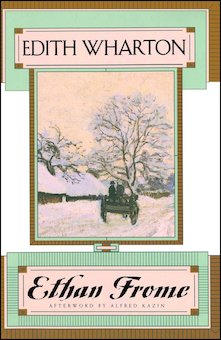an analysis of ethan fromes story In ethan frome, ethan lives with his wife zenobia and her cousin mattie ethan and mattie once had an emotional affair feeling suffocated, they attempted suicide by sledding into a tree, but.