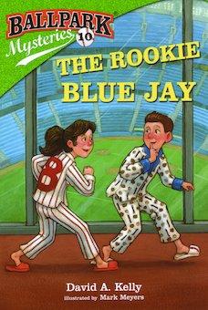 Rookie Blue Jay